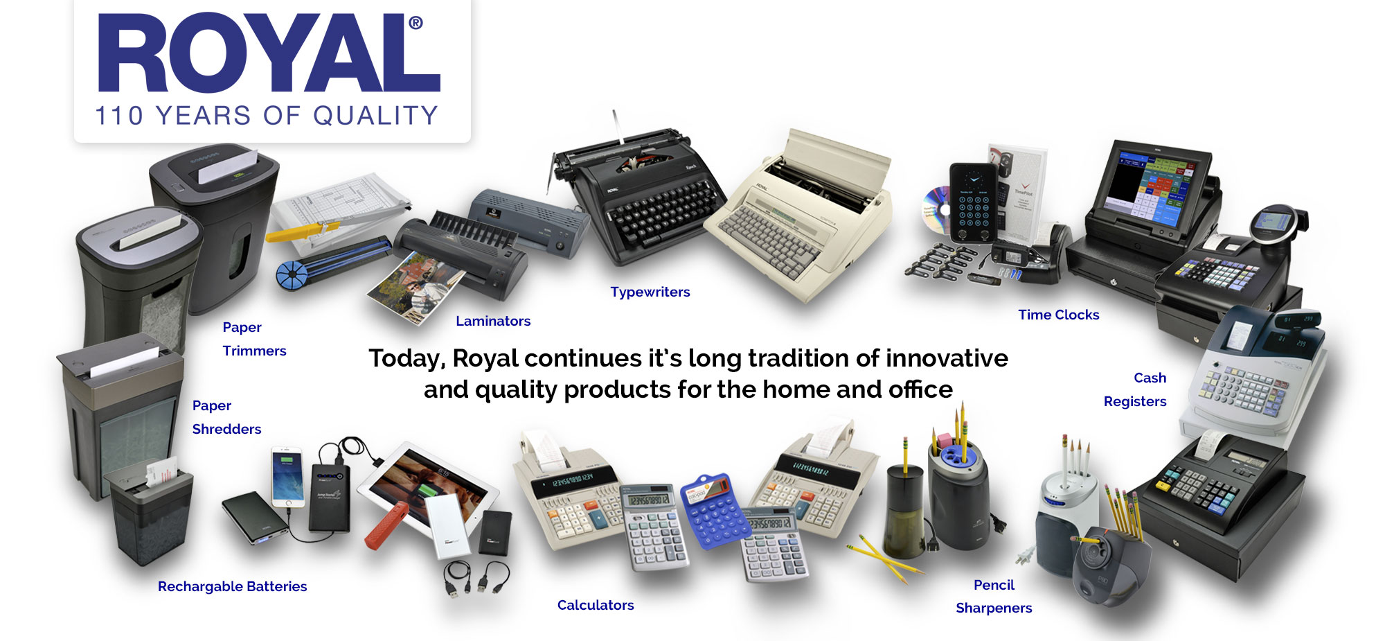 Royal Consumer Products | Innovators of home and office products